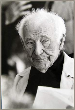 Marc Chagall by Pierre Vauthey