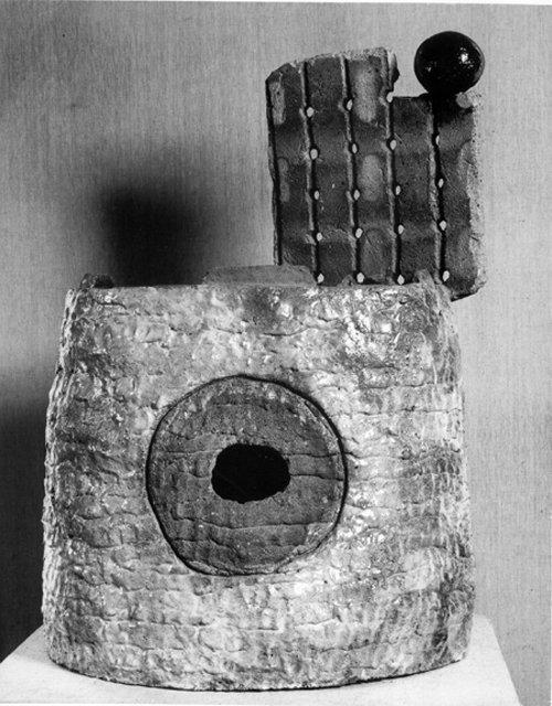 Miro - Artigas  - Femme 1962