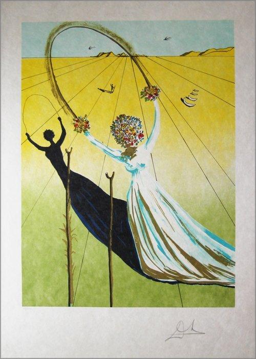 Salvador Dali - Dream Passage