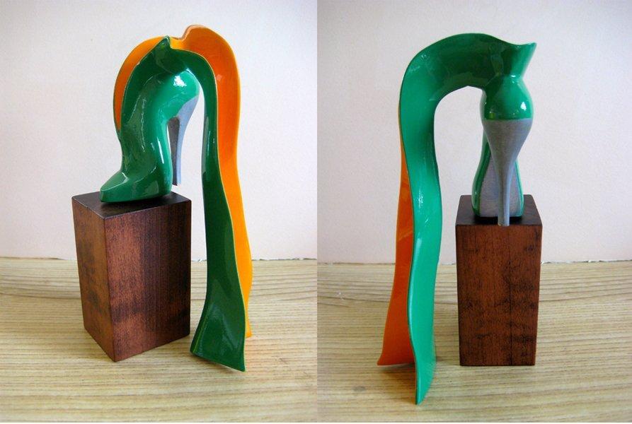 Allen Jones - Les Beaux Arts sculptures (2)