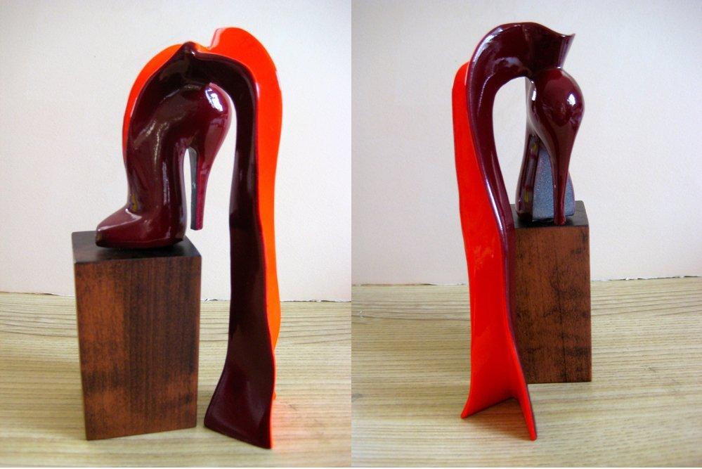 Allen Jones - Les Beaux Arts sculptures (2) - 3