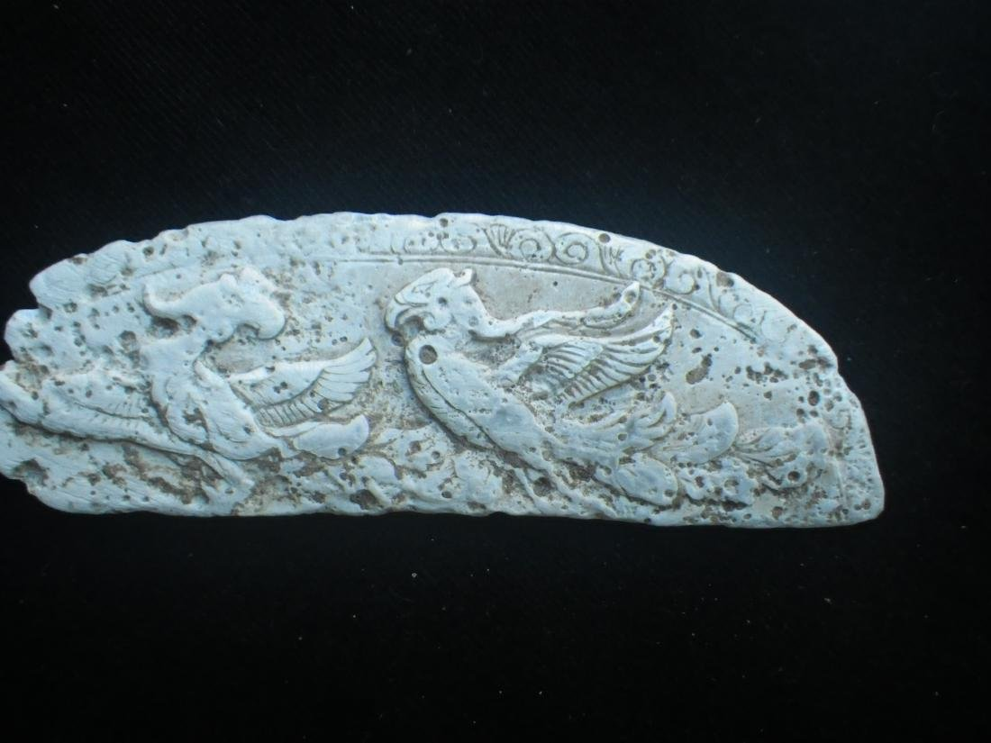 Chinese Mother of Pearl Phoenix - 10