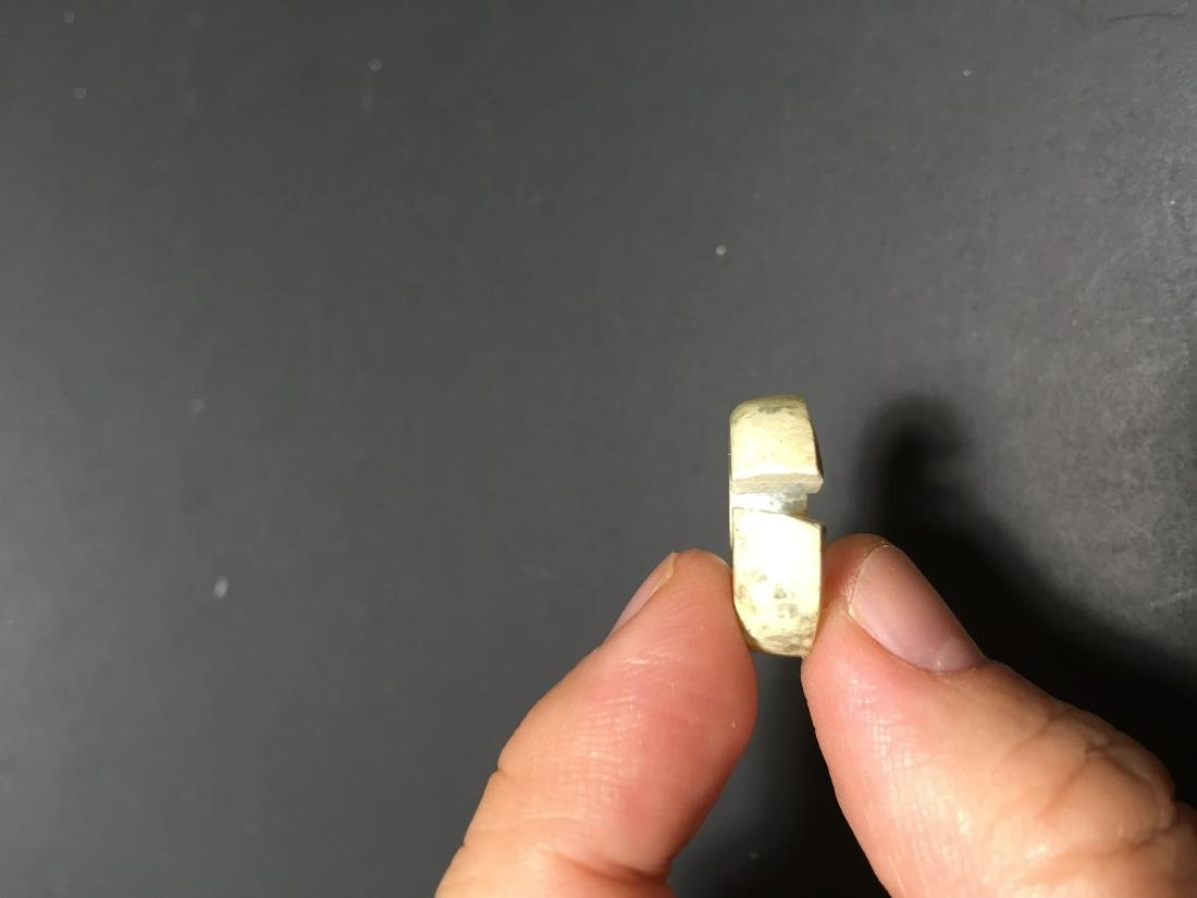 Chinese Carved Jade Piece - 3