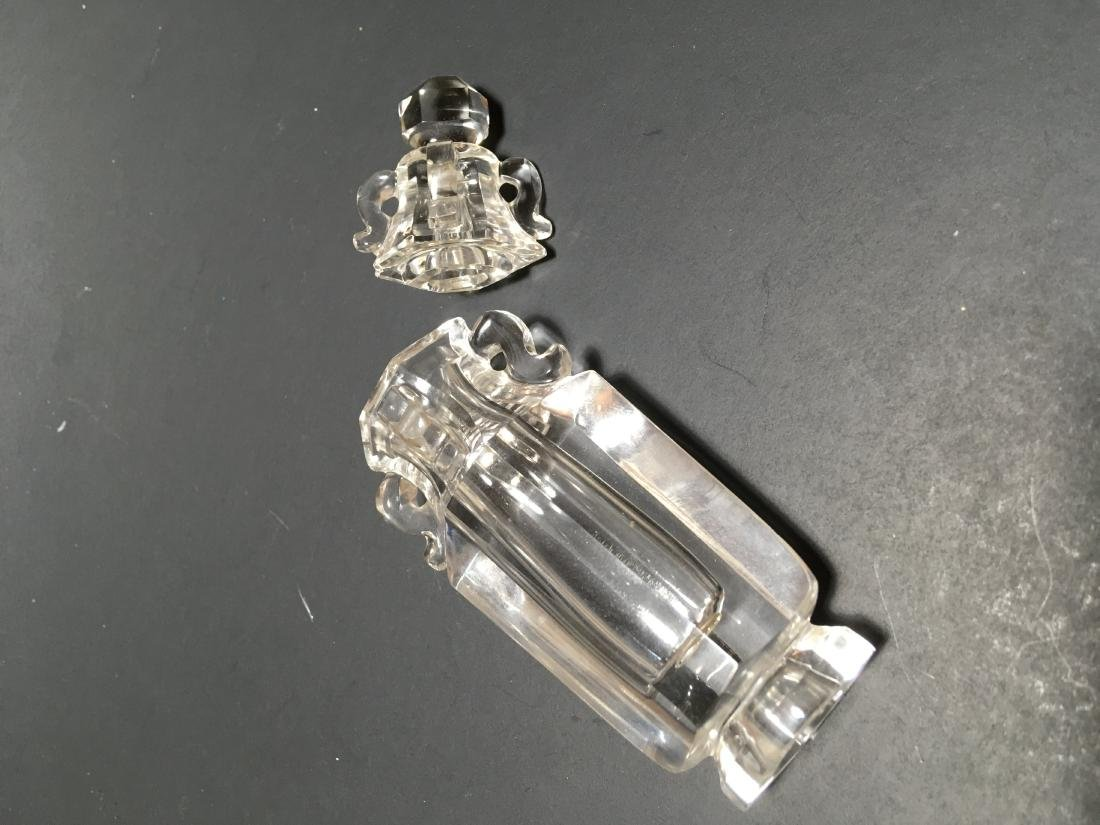 Chinese Crystal Bottle - 4