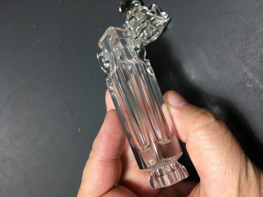 Chinese Crystal Bottle - 7