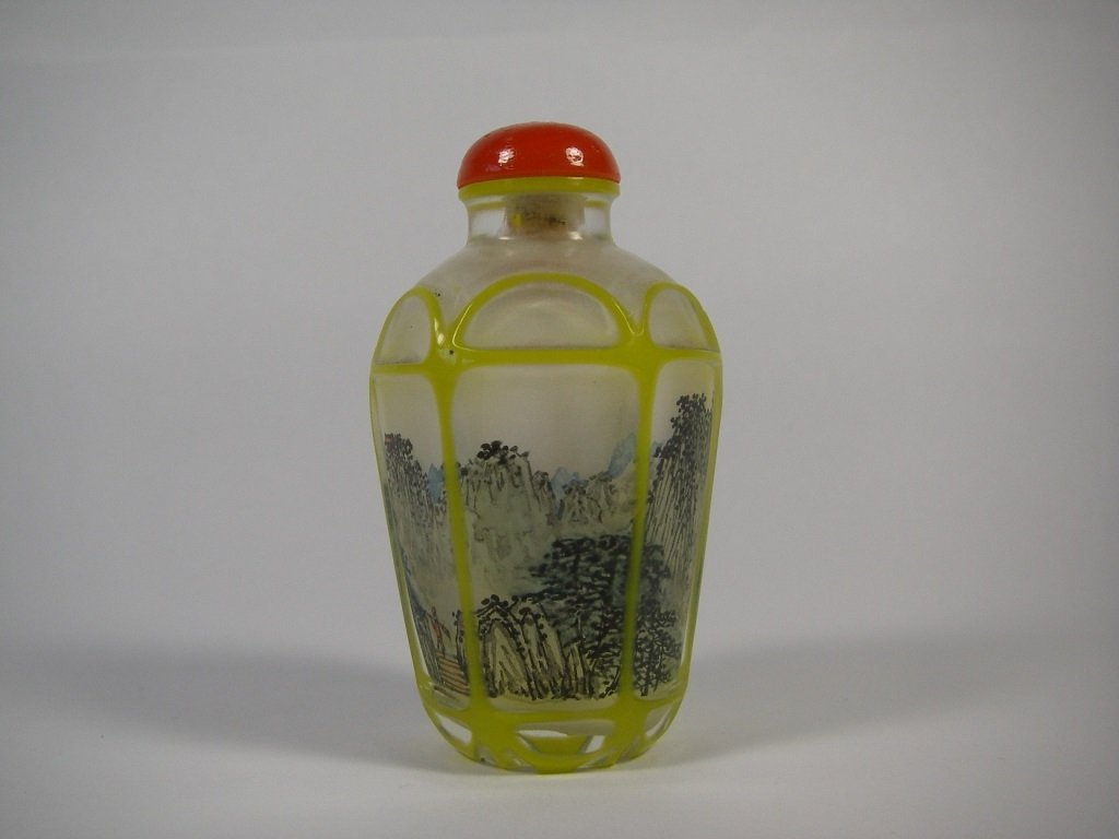 20th Chinese Snuff Bottle