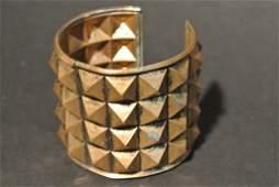 YVES SAINT LAURENT Rive Gauche par GOOSSENS Bracelet ma