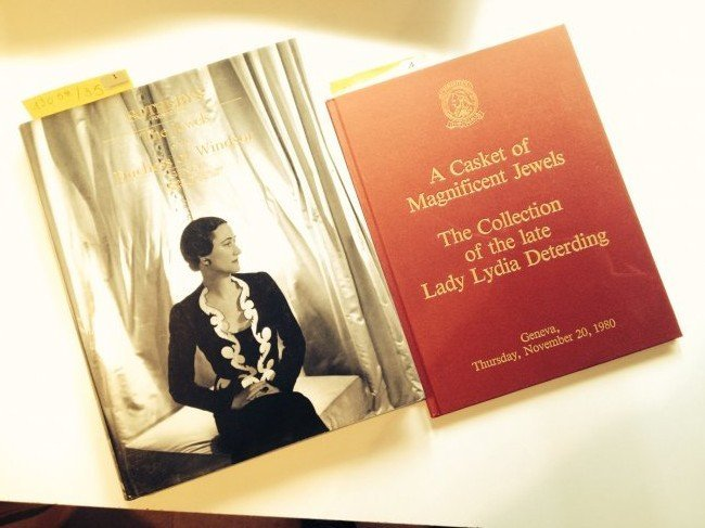 The Jewels of the Duchess of Windsor - Sotheby's -