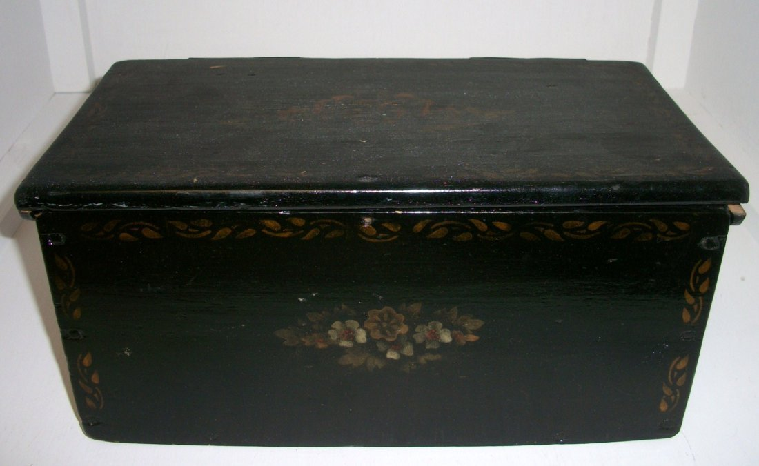 7: 1848 Pease School box