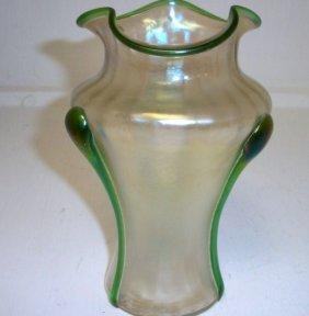 Kralik Art Glass Vase
