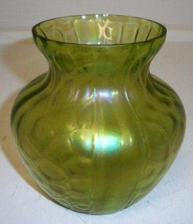 14: Loetz of Austria Vase