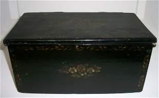1848 Capt Charles Pease Schoolbox
