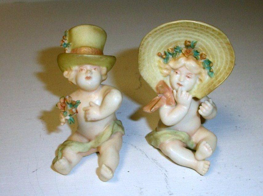 Meissen Bridal Babies