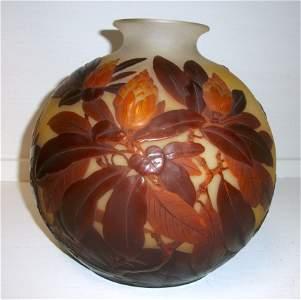 Galle Rhododendron Vase