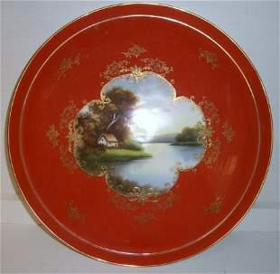 Noritaki Scenic Platter