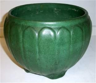Grueby Pottery Planter