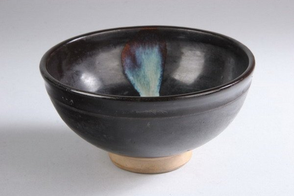 2: CHINESE BROWN GLAZED BOWL, late Tang dynasty. - 6 1/