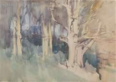 955: ARTHUR ERNEST STREETON  (Australian, 1867-19