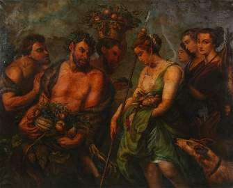 1644: AFTER PETER PAUL RUBENS (Dutch, 1577-1640). DIANA