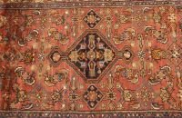 705: A PERSIAN HAMADAN RUNNER,  3ft. 5in. x 10ft.