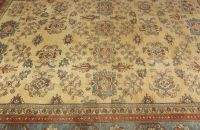 A TURKISH RUG, 9ft. 9in. x 12ft. 10in.