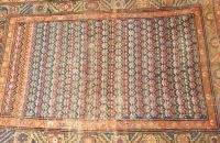 A SARABAND TYPE RUG, 4ft. x 5ft. 8in.