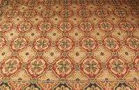 A CHINESE NEEDLEPOINT RUG, 14ft. x 10ft.