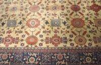 A BAKHSHAISH RUG., 10ft. 2in. x 14ft. 4in.