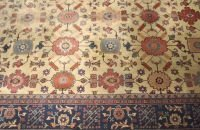 717: A BAKHSHAISH RUG.,  10ft. 2in. x 14ft. 4in.