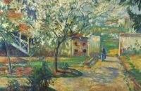 1247: SCHOOL OF LUCIEN PISSARRO (French, 1863-1944). L'