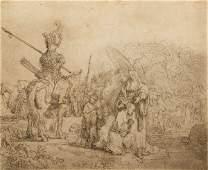 REMBRANDT HARMENSZ VAN RIJN (Dutch, 160