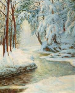 1195: WALTER LAUNT PALMER (American, 1854-193