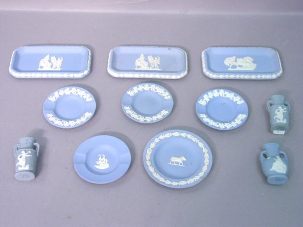 2003: A Collection of Blue Jasper Items: 8 We