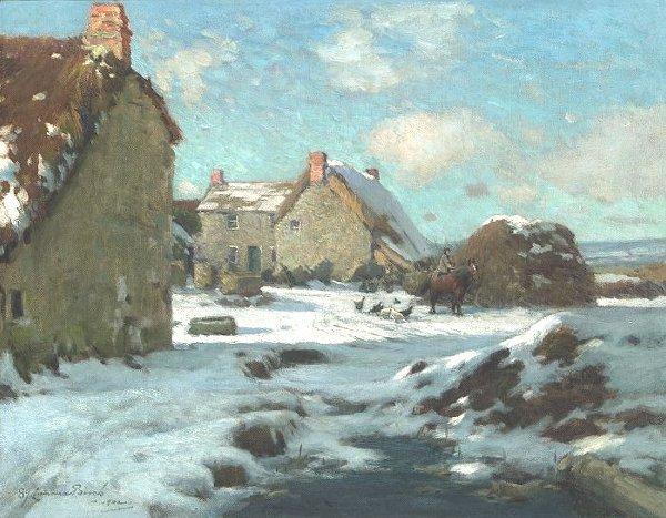 818: SAMUEL JOHN LAMORNA BIRCH (English, 1869