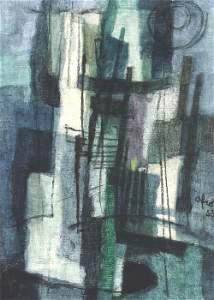 826: BASALDELLA AFRO (Italian, 1912-1976). RO