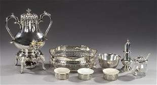 A COLLECTION OF AMERICAN SILVER AND SILVE