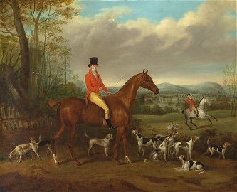 1284: WILLIAM WEBB (British, 1780-1846). JOHN