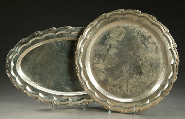 15: A LATIN AMERICAN SILVER PLATTER AND A CIR