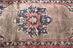 1016 MALAYER RUG Late 20th century  App 410 X 9