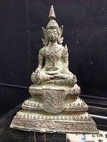 13: Shakyamuni Thai buddha