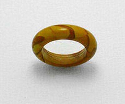 Jasper Band Ring
