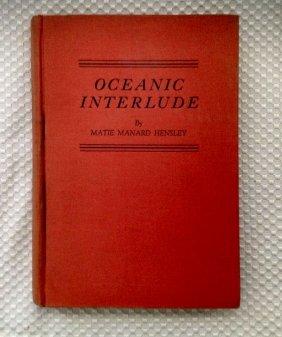 OCEANIC INTERLUDE - Hensley