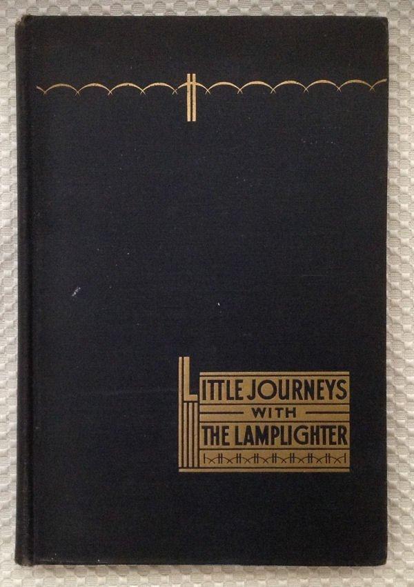 LITTLE JOURNEYS WITH THE LAMPLIGHTER - Tarshish
