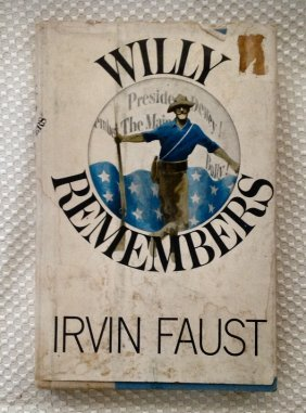 WILLY REMEMBERS - Faust