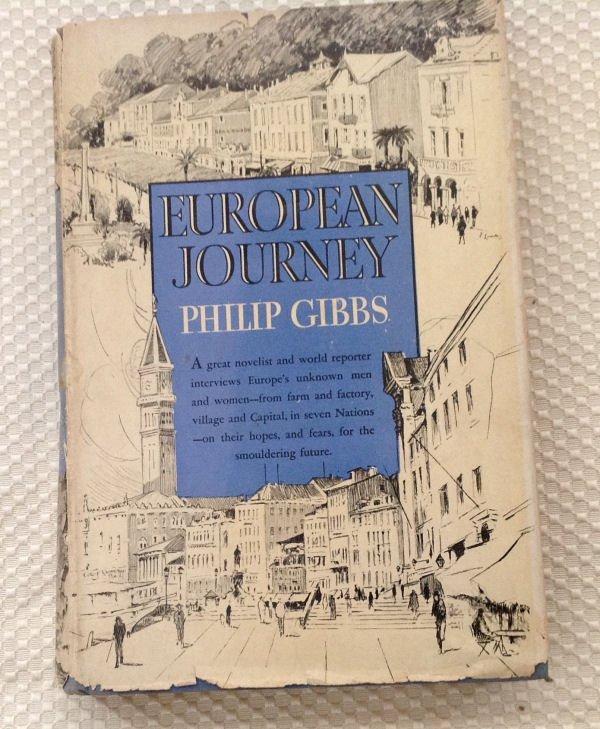 EUROPEAN JOURNEY - Gibbs
