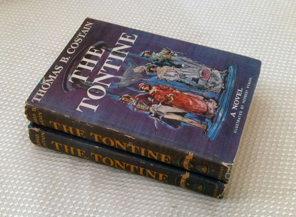 THE TONTINE 2-Vol Set - Costain