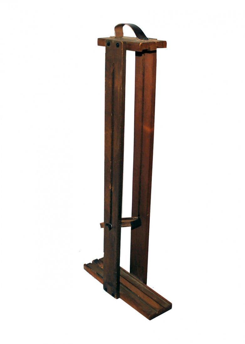 Wood Art Canvas Carrier
