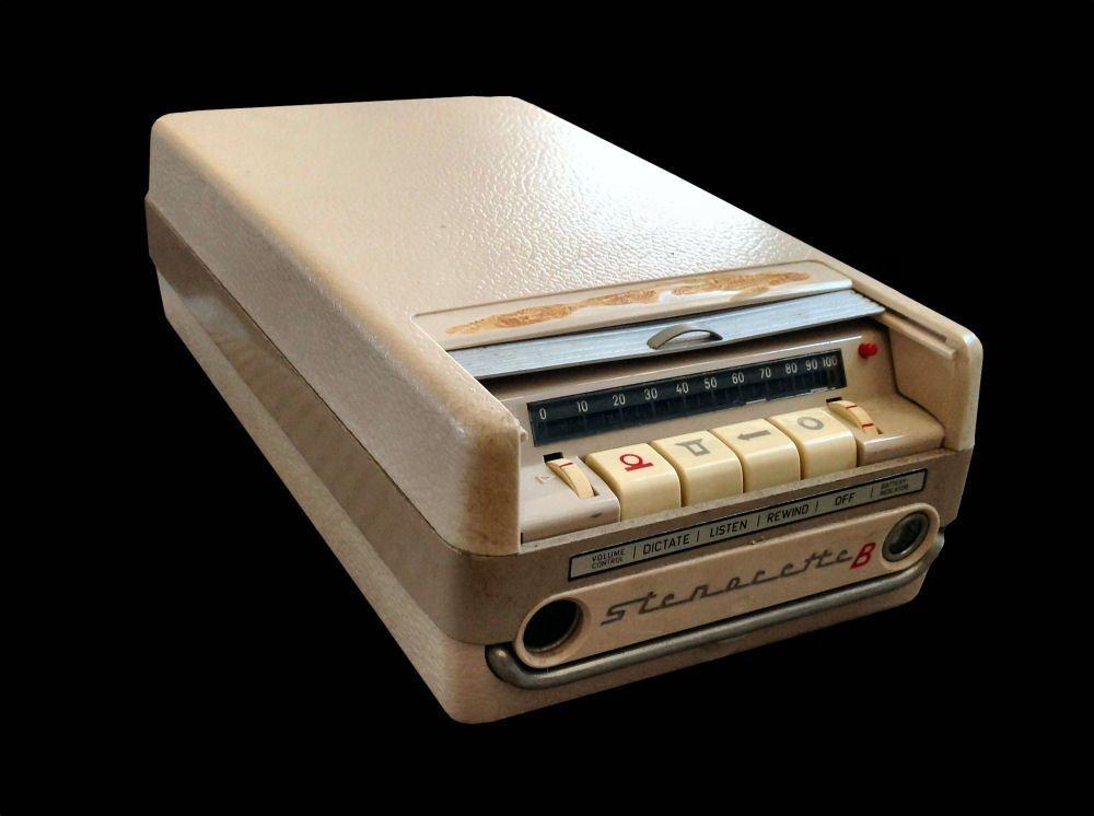1959 Grundig Steno Dictation Machine