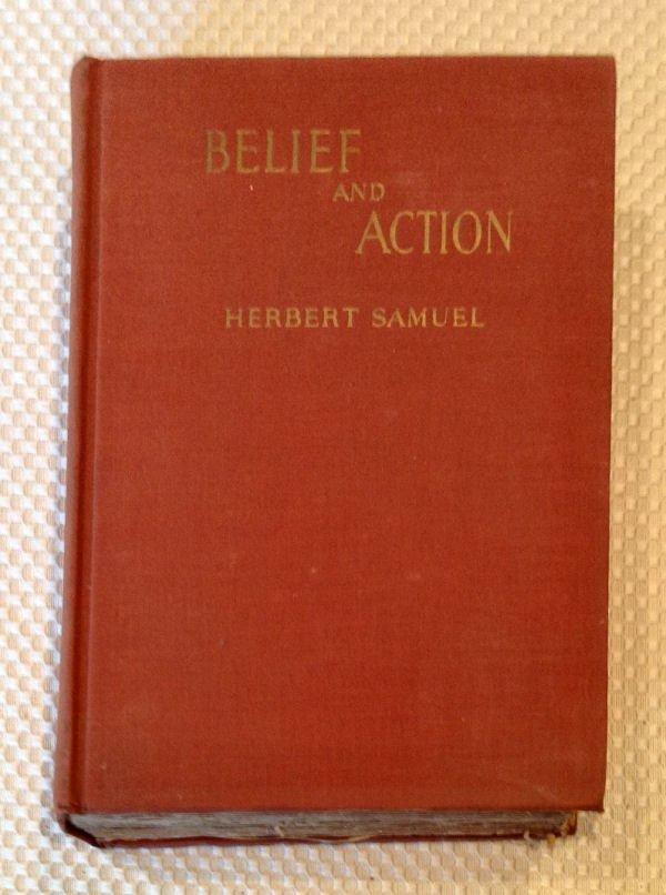 BELIEF AND ACTION - Samuel