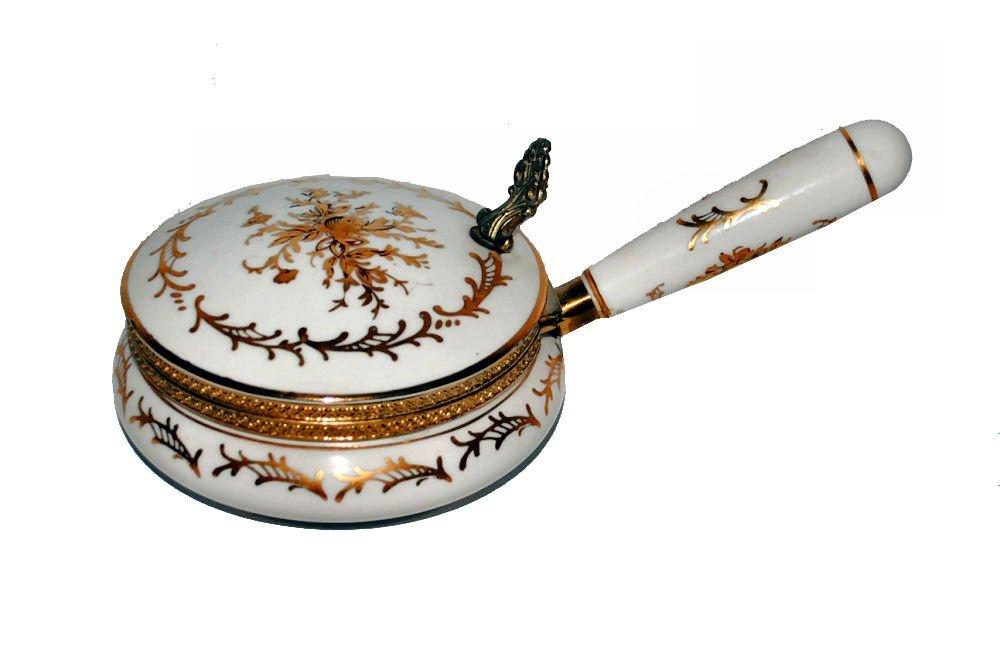 Porcelain Silent Butler